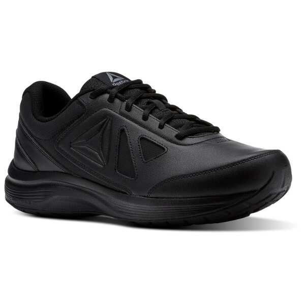 【リーボック】 WALK ウルトラ DMXMAX 4E メンズウォーキングシューズ [サイズ:27.0cm] [カラー:ブラック×アロイ] #BS9540 【靴:メンズ靴:ウォーキングシューズ】