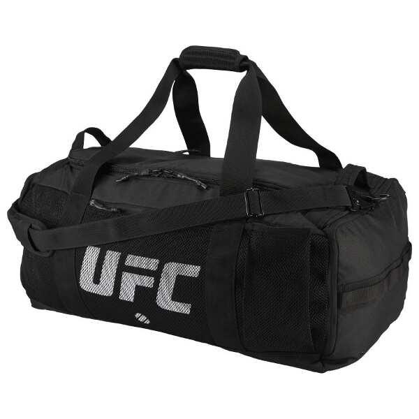 【リーボック】 UFCダッフルバッグ [カラー:ブラック] [サイズ:58×32×28cm] #DU2960 【スポーツ・アウトドア:スポーツウェア・アクセサリー:スポーツバッグ:ボストンバッグ・ダッフルバッグ】