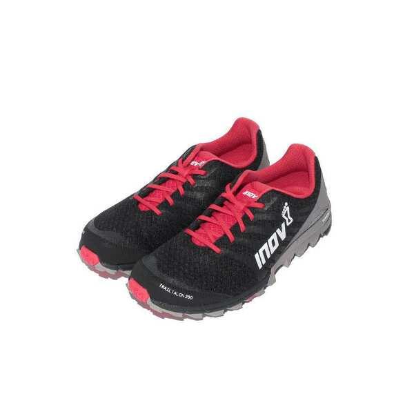 【イノベイト】 トレイルタロン 250 MS メンズトレイルランニングシューズ [サイズ:25.0cm] [カラー:ブラック×レッド×グレー] #IVT2713M1-BRG 【スポーツ・アウトドア:登山・トレッキング:靴・ブーツ】