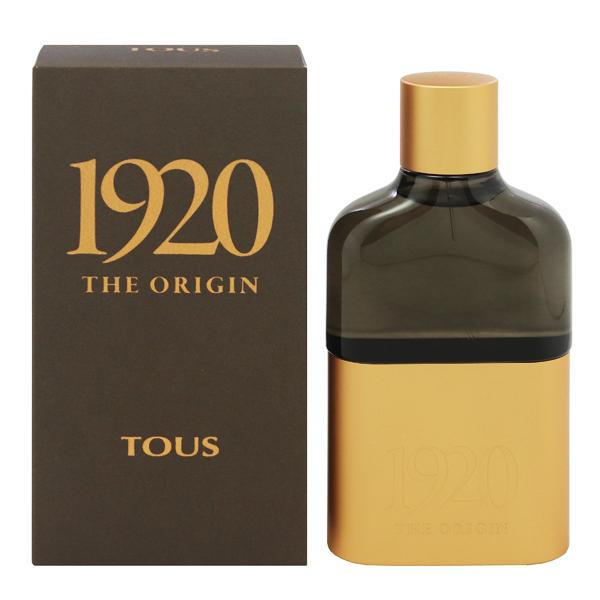 【トウス】 1920 ザ オリジン オーデパルファム・スプレータイプ 100ml 【香水・フレグランス:フルボトル:メンズ・男性用】【バースデー 記念日 ギフト 贈物 お勧め 通販】