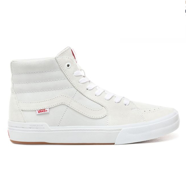 【バンズ】 バンズ スケートハイ プロ BMX (Scotty Cranmer) [サイズ:26.5cm(US8.5)] [カラー:ホワイト] #VN0A45JVVGC 【靴:メンズ靴:スニーカー】【VN0A45JVVGC】