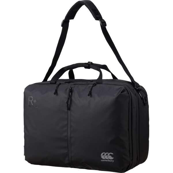 【カンタベリ―】 R+ エア― 3WAYバッグ [カラー:ブラック] [サイズ:33×47×20cm(30L)] #AB09202-19 【スポーツ・アウトドア:アウトドア:バッグ:ボストンバッグ・ダッフルバッグ】