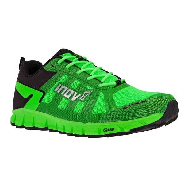 【イノベイト】 テラウルトラ G 260 UNI トレイルランニングシューズ(グラフェン搭載) [サイズ:27.5cm] [カラー:グリーン×ブラック] #NO1NIG04GB-GBK 【スポーツ・アウトドア:登山・トレッキング:靴・ブーツ】