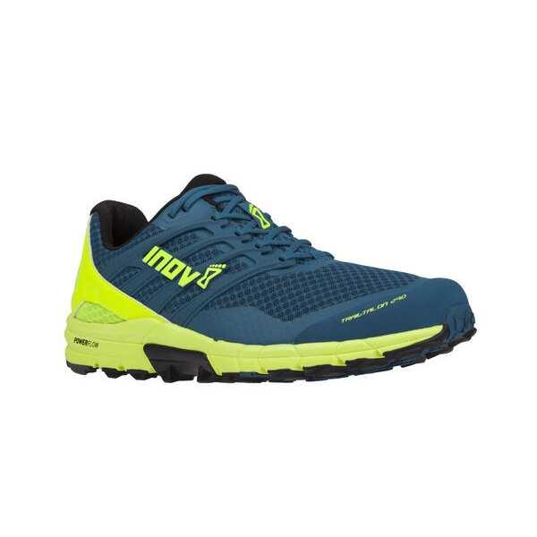 【イノベイト】 トレイルタロン 290 MS メンズトレイルランニングシューズ [サイズ:26.5cm] [カラー:ティール×イエロー] #NO2NIG07TY-TYL 【スポーツ・アウトドア:登山・トレッキング:靴・ブーツ】