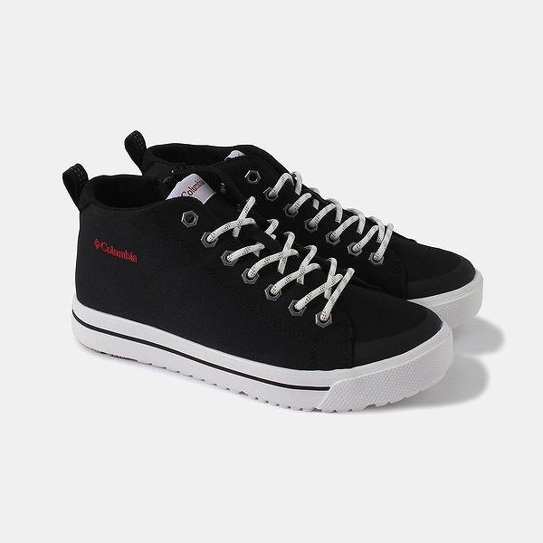 【コロンビア】 ホーソンレイン 2 ウォータープルーフ [サイズ:23cm(US5)] [カラー:Black] # YU0258-010 【靴:レディース靴:ブーツ:ムートンブーツ】【YU0258】