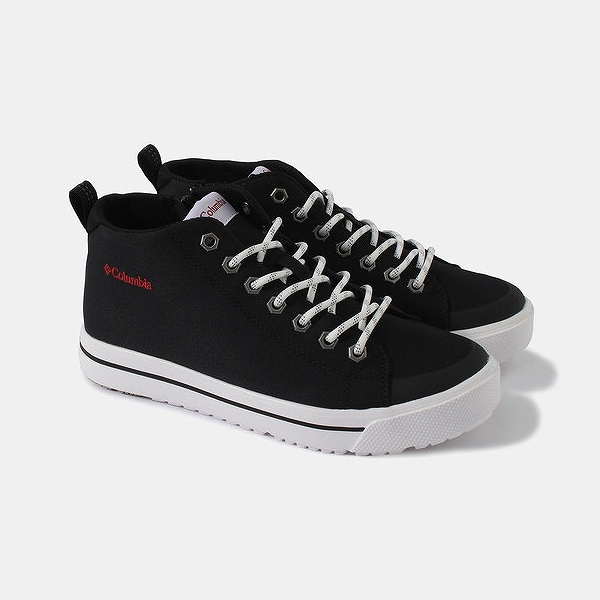 【コロンビア】 ホーソンレイン 2 ウォータープルーフ [サイズ:26cm(US8)] [カラー:Black] # YU0258-010 【靴:レディース靴:ブーツ:ムートンブーツ】【YU0258】