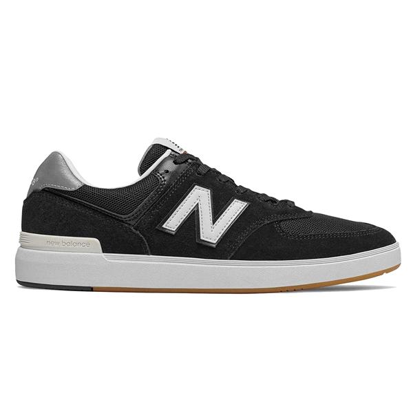 【ニューバランス】 ニューバランス ヌメリック AM574BKG [サイズ:28.5cm (US10.5) Dワイズ] [カラー:ブラック×ホワイト] 【靴:メンズ靴:スニーカー】