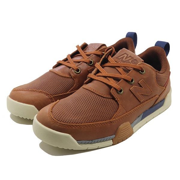 【ニューバランス】 ニューバランス ヌメリック AM562BRN [サイズ:27.5cm (US9.5) Dワイズ] [カラー:ブラウン] 【靴:メンズ靴:スニーカー】
