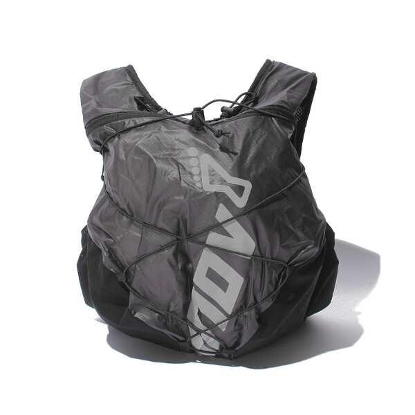 【イノベイト】 レース ウルトラ 10 トレイルランニングバックパック [サイズ:S/M(胸囲78-97cm)] [カラー:ブラック] #IVA1623BK-BLK 【スポーツ・アウトドア:アウトドア:バッグ:バックパック・リュック】