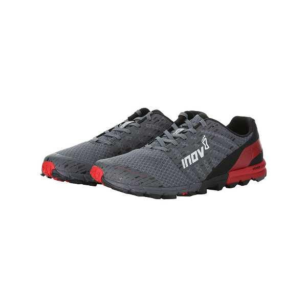 【イノベイト】 トレイルタロン 235 MS メンズトレイルランニングシューズ [サイズ:29.0cm] [カラー:グレー×レッド] #NO2LIG05-GRD 【スポーツ・アウトドア:登山・トレッキング:靴・ブーツ】