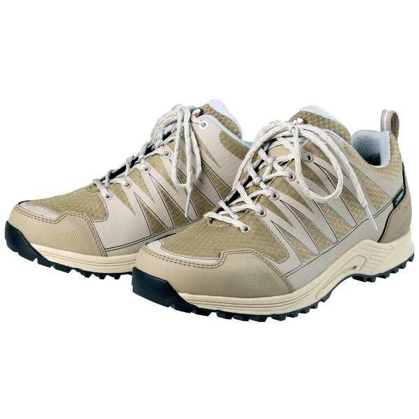 【キャラバン】 C1 LIGHT LOW GORE-TEX トレッキングシューズ [サイズ:22.5cm] [カラー:サンド] #0010115-459 【スポーツ・アウトドア:登山・トレッキング:靴・ブーツ】