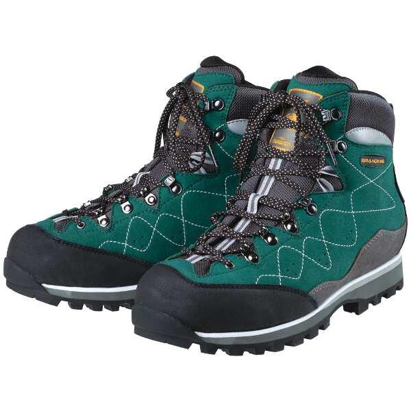 【キャラバン】 GK83 02 GORE-TEX トレッキングシューズ [サイズ:25.0cm] [カラー:グリーン] #0011832-550 【スポーツ・アウトドア:登山・トレッキング:靴・ブーツ】