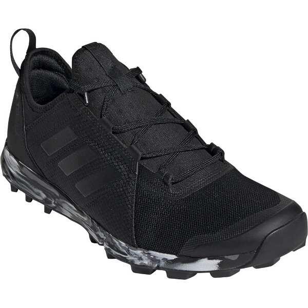 【アディダス】 テレックス AGRAVIC SPEED トレイルランニングシューズ [サイズ:27.0cm] [カラー:コアブラック×コアブラック] #D97470 【スポーツ・アウトドア:登山・トレッキング:靴・ブーツ】