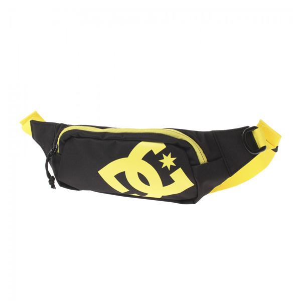【DC SHOES】 19 KD FARCE3 [容量:1.2L] [カラー:ブラック×イエロー] #7230J974 BKY 【スポーツ・アウトドア:スケートボード・インラインスケート:バッグ・ケース】【7230J974】