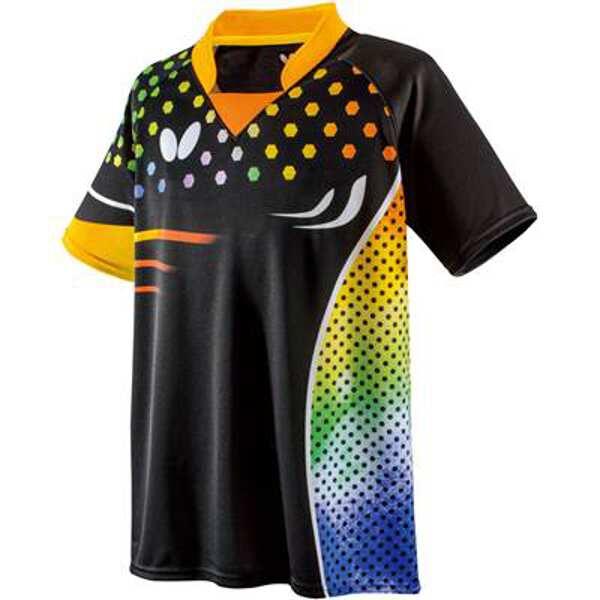 【バタフライ】 パトナール・シャツ [サイズ:SS] [カラー:オレンジ] #45460-051 【スポーツ・アウトドア:卓球:ウェア:メンズウェア:シャツ】