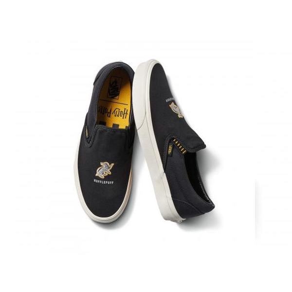 【バンズ】 バンズ クラシック スリッポン (Harry Potter) [サイズ:26.5cm(US8.5)] [カラー:Huflpff×Blk] #VN0A4BV3V90 【靴:メンズ靴:スニーカー】【VN0A4BV3V90】