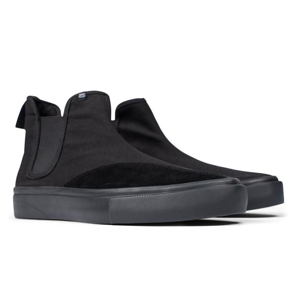 【クリアウェザ―】 ジェフリ― [サイズ:26.5cm(US8.5)] [カラー:BLACK] #CM017001 【靴:メンズ靴:スニーカー】【CM017001】