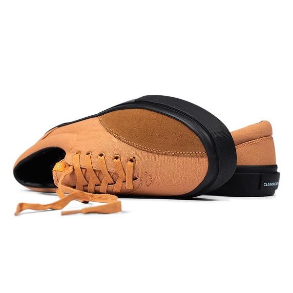 【5%off+最大3000円offクーポン(要獲得) 5/19 9:59まで】 【送料無料】 ドニー [サイズ:26.5cm(US8.5)] [カラー:WOODCHIP] #CM015017 【クリアウェザー: 靴 メンズ靴 スニーカー】【CLEAR WEATHER DONNY WOODCHIP】