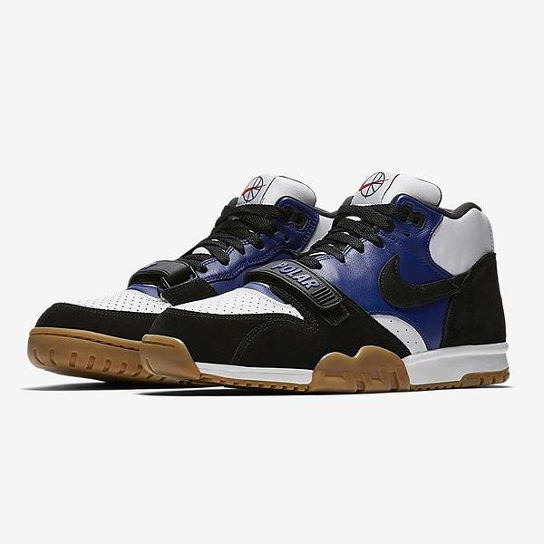 【ナイキ】 ナイキSB ズーム エアトレーナ― 1 QS [サイズ:28cm(US10)] [カラー:ブラック×ディープロイヤルブルー] #CI6892-001 【靴:メンズ靴:スニーカー】【CI6892-001】