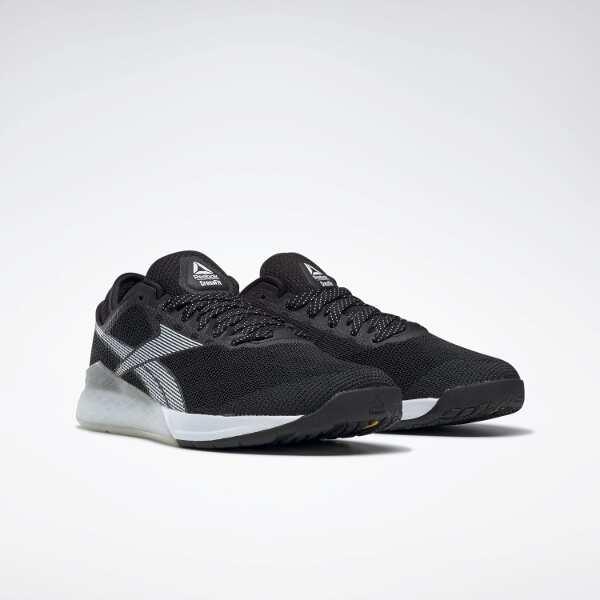 【リーボック】 ナノ 9 クロスフィット トレーニングシューズ [サイズ:27.0cm] [カラー:ブラック×ホワイト] #FU6826 【スポーツ・アウトドア:フィットネス・トレーニング:シューズ:メンズシューズ】