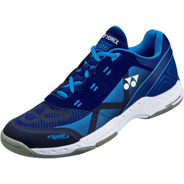 【ヨネックス】 パワークッション506 テニスシューズ [サイズ:27.5cm] [カラー:ブルー×ネイビー] #SHT506-524 【スポーツ・アウトドア:テニス:競技用シューズ:メンズ競技用シューズ】