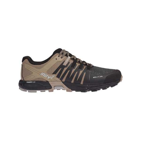 【イノベイト】 ロックライト 315 MS メンズ [サイズ:28.5cm] [カラー:ブラック×ブラウン] #NO2MIG08-BBR 【スポーツ・アウトドア:登山・トレッキング:靴・ブーツ】