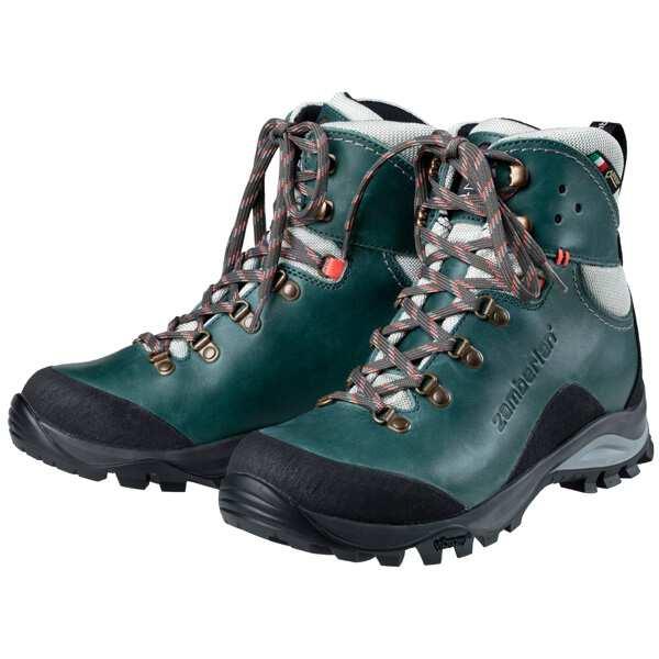 【ザンバラン】 Epic Women マリ― GT レディース [サイズ:39(24.5cm)] [カラー:ピーコック] #1120131-567 【スポーツ・アウトドア:登山・トレッキング:靴・ブーツ】