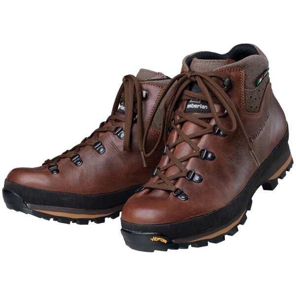 【ザンバラン】 デューク GT Ms メンズ [サイズ:41(25.5cm)] [カラー:サドル] #1120139-462 【スポーツ・アウトドア:登山・トレッキング:靴・ブーツ】