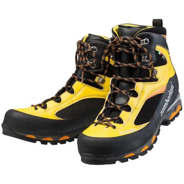 【ザンバラン】 ALPINE デュフールGT [サイズ:40(25.0cm)] [カラー:イエロー] #1120100-330 【スポーツ・アウトドア:登山・トレッキング:靴・ブーツ】