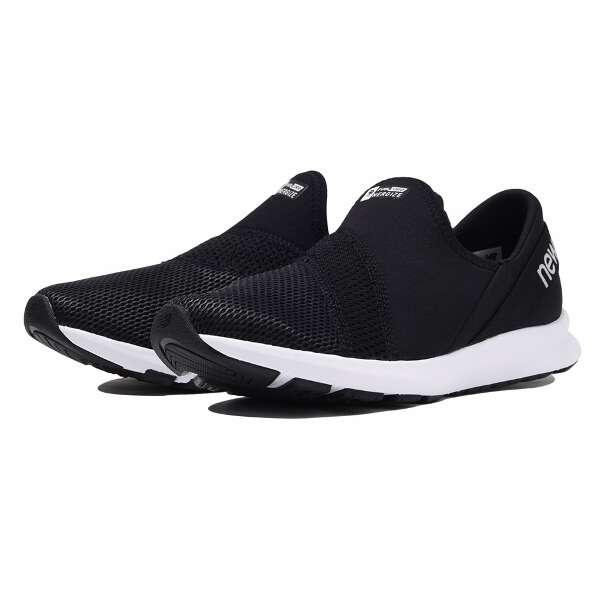 【ニューバランス】 FUEL CORE NERGIZE EZ スリッポン W レディース [サイズ:24.0cm(B)] [カラー:ブラック] #WLNRSLB1 【靴:レディース靴:スリッポン】