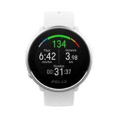 【5%offクーポン(要獲得) 4/16 12:00~4/21 9:59まで】 【送料無料】 Ignite(イグナイト) 日本正規品 GPSフィットネスウォッチ [カラー:ホワイト] [バンドサイズ:M/L] #90071067 【ポラール: スポーツ・アウトドア ジョギング・マラソン GPS】【POLAR】
