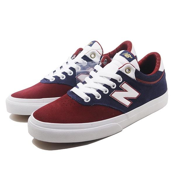 【ニューバランス】 ニューバランス ヌメリック NM255PRE [サイズ:28cm (US10) Dワイズ] [カラー:ホワイト×ネイビー×レッド] 【靴:メンズ靴:スニーカー】