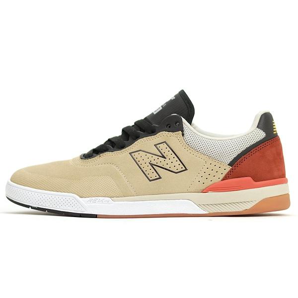 【ニューバランス】 ニューバランス ヌメリック NM913RTH [サイズ:26cm (US8) Dワイズ] [カラー:タン×ブラック] 【靴:メンズ靴:スニーカー】