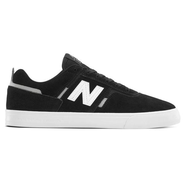 【ニューバランス】 ニューバランス ヌメリック NM306BLK [サイズ:28.5cm (US10.5) Dワイズ] [カラー:ブラック×ホワイト] 【靴:メンズ靴:スニーカー】