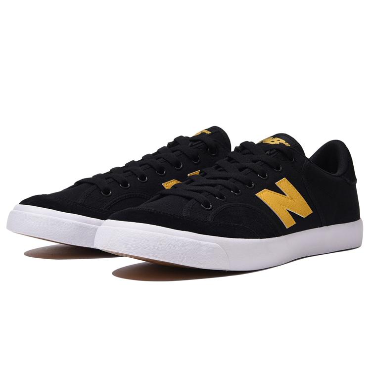 【ニューバランス】 ニューバランス ヌメリック NM212CAL [サイズ:28cm (US10) Dワイズ] [カラー:ブラック×イエロー] 【靴:メンズ靴:スニーカー】