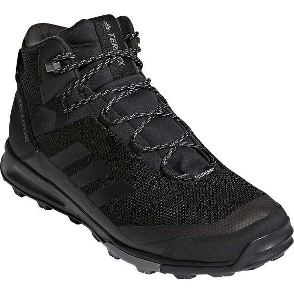 【アディダス】 TERREX TIVID MID CP [サイズ:26.5cm] [カラー:コアブラック×グレーフォア] #S80935 【スポーツ・アウトドア:登山・トレッキング:靴・ブーツ】