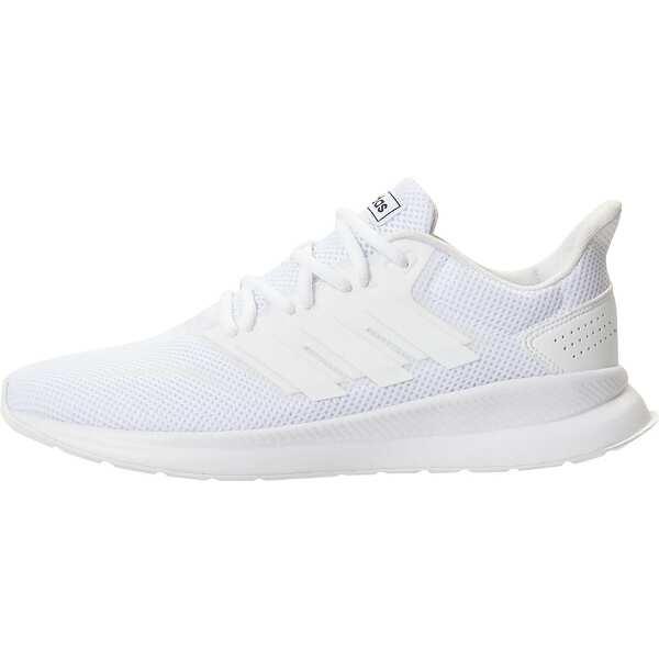 【アディダス】 FALCONRUN M [サイズ:27.5cm] [カラー:ランニングホワイト] #G28971 【靴:メンズ靴:スニーカー】