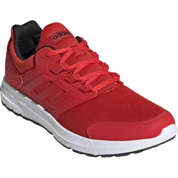 【アディダス】 GLX4 M [サイズ:26.5cm] [カラー:アクティブレッド×コアブラック] #EE7916 【靴:メンズ靴:スニーカー】