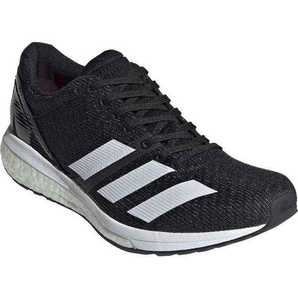 【アディダス】 adizero Boston 8 w [サイズ:24.5cm] [カラー:コアブラック×ランニングホワイト] #G28879 【スポーツ・アウトドア:ジョギング・マラソン:シューズ:レディースシューズ】