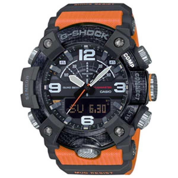 【カシオ】 G-SHOCK マッドマスタ― カーボンコアガード構造 国内正規品 #GG-B100-1A9JF 【スポーツ・アウトドア:アウトドア:精密機器類:ウォッチ】