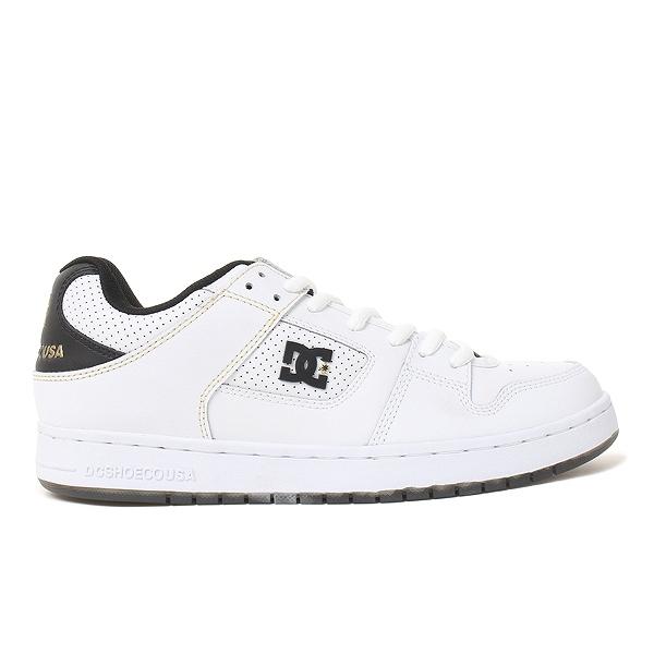 【DC SHOES】 MANTECA SE [サイズ:26.5cm (US8.5)] [カラー:KWG] DM194028 KWG 【靴:メンズ靴:スニーカー】【DM194028】