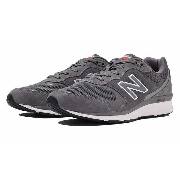 【ニューバランス】 MW880 ウォーキングシューズ [サイズ:26.5cm(4E)] [カラー:グレー] #MW880GS4 【靴:メンズ靴:ウォーキングシューズ】