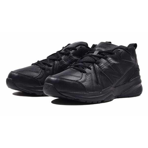 【最大10%offクーポン(要獲得) 12/19 20:00~12/23 9:59まで】 MX608S メンズ [サイズ:26.5cm(4E)] [カラー:ブラック] #MX608SK5 【ニューバランス: 靴 メンズ靴 スニーカー】【NEW BALANCE】