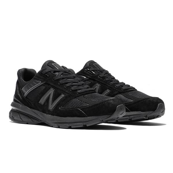 【ニューバランス】 ニューバランス M990BB5 [カラー:ブラック] [サイズ:28cm(US10) Dワイズ] [MADE IN USA] 【靴:メンズ靴:スニーカー】【M990】