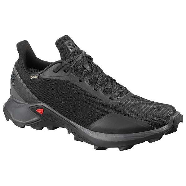 【サロモン】 アルファクロス GTX GORE-TEX搭載 [サイズ:27.0cm] [カラー:ブラック×エボニー] #L40805100 【スポーツ・アウトドア:登山・トレッキング:靴・ブーツ】