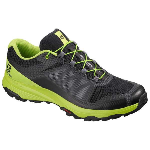 【サロモン】 XA ディスカバリ― [サイズ:26.5cm] [カラー:ブラック×ライムグリーン] #L40605900 【スポーツ・アウトドア:登山・トレッキング:靴・ブーツ】