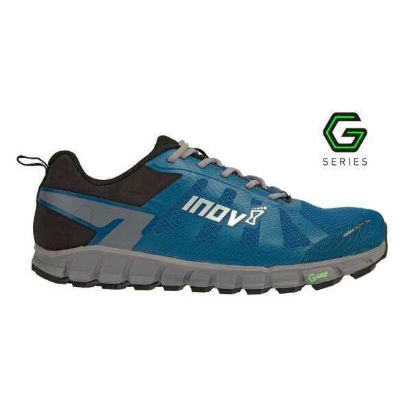 【イノベイト】 テラウルトラ G 260 MS トレイルランニングシューズ(グラフェン搭載) [サイズ:27.5cm] [カラー:ブルー×グレー] #NO2OGG01BG-BLG 【スポーツ・アウトドア:登山・トレッキング:靴・ブーツ】