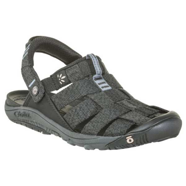【オボズ】 ウィメンズ キャンプスタ― サンダル [サイズ:US7(24.0cm)] [カラー:ブラック×ブルーミラージュ] #60502-BLACK 【靴:レディース靴:サンダル:スポーツサンダル】