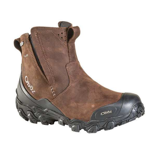【オボズ】 メンズ ビッグスカイ ミッド インシュレイテッド ビードライ [サイズ:US8.5(26.5cm)] [カラー:バークブラウン] #82101-BARKB 【スポーツ・アウトドア:登山・トレッキング:靴・ブーツ】