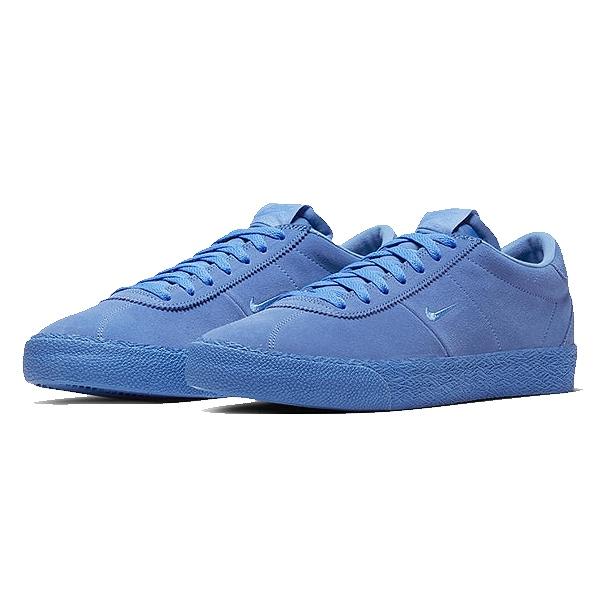 【ナイキ】 ナイキSB ズーム ブルウィン [サイズ:27.5cm(US9.5)] [カラー:パシフィックブルー] #AQ7941-400 【靴:メンズ靴:スニーカー】【AQ7941-400】